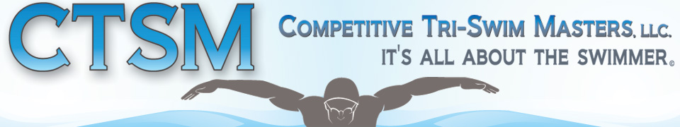 Competitive Tri-Swim Masters Banner