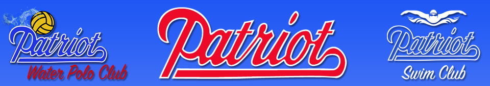 Patriot Aquatics Banner