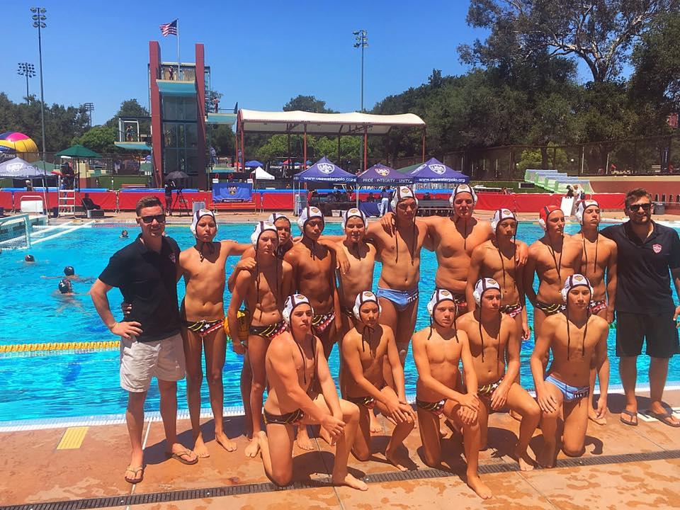 Long Beach Shore Aquatics - 14U Water Polo