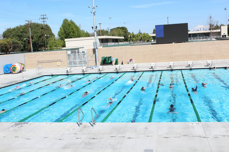 Long Beach Shore Aquatics Pool Locations
