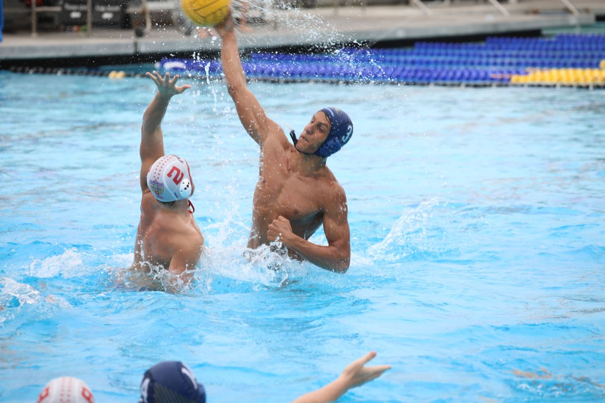 18u Boys Lucas Santos fires home a goal at the 2019 National Junior Olympics