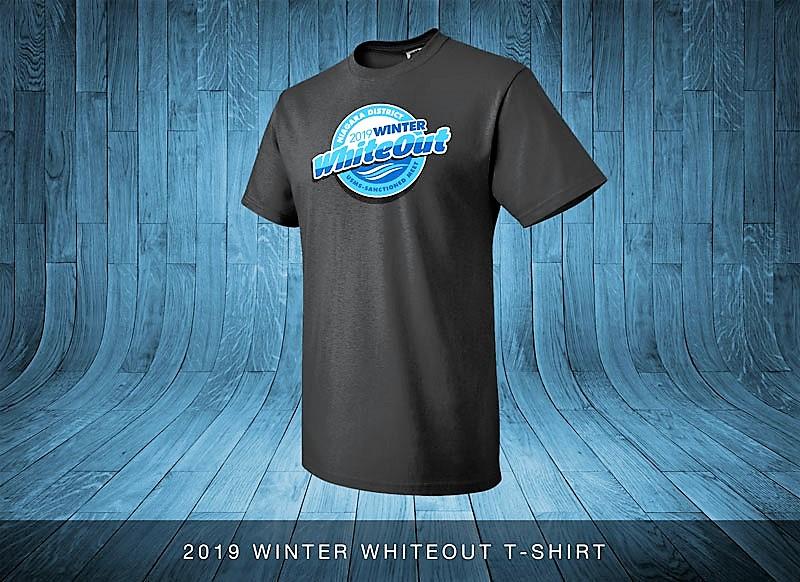2019 Nickel City Splash Winter Whiteout (1/20/2019)