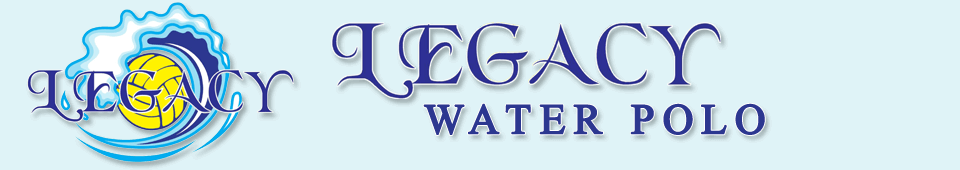 Legacy Water Polo Banner