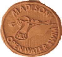 2003 Finisher Medal
