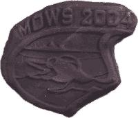 2004 Finisher Medal
