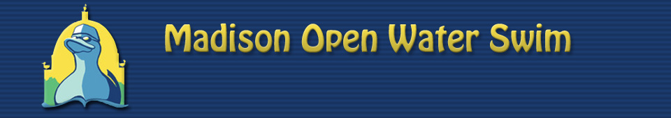 Madison Open Water Swim Banner