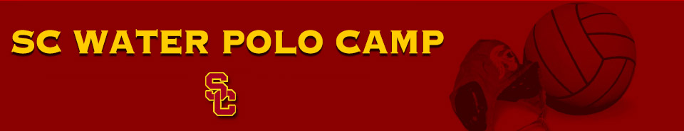 SC Water Polo Camp Banner