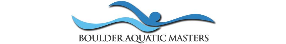 Boulder Aquatic Masters Banner