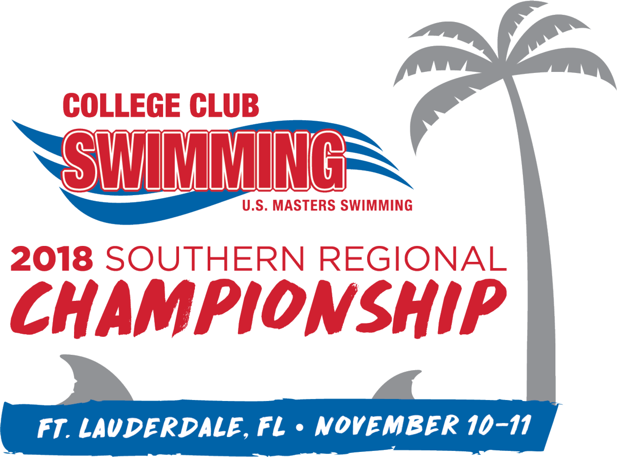 College Club Swimming - Clubs - 2018 Regional Championships