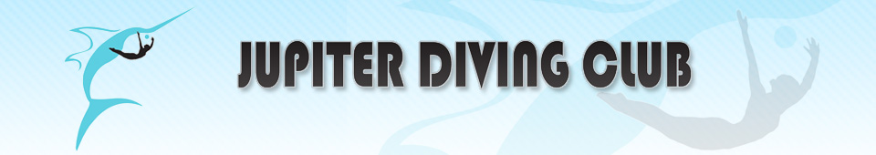 Jupiter Diving Club Banner