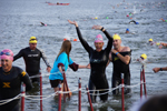 GULF Swimmer at Ironman Texas