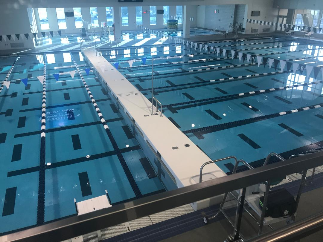 Shawnee Mission Aquatic Center