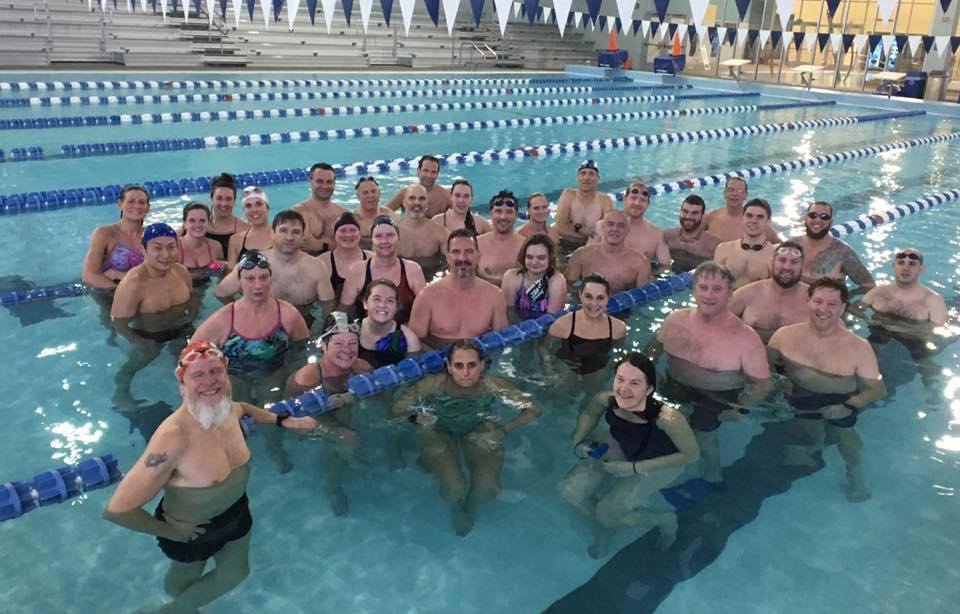 Gladstone MO Master Swimmers