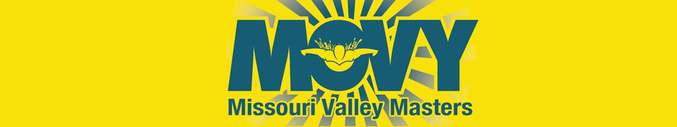 Missouri Valley Masters Swimming Banner