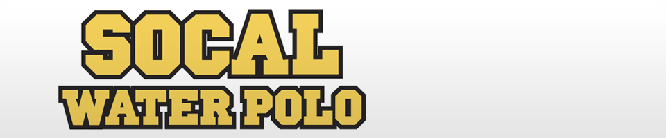 Socal Water Polo Banner