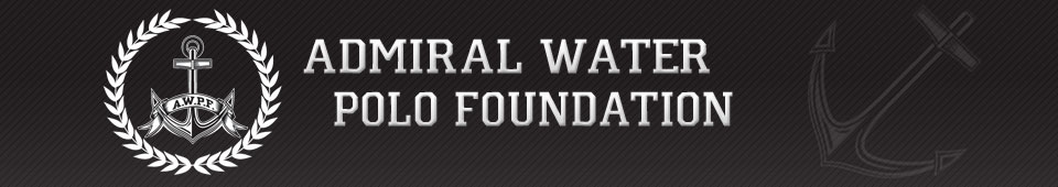 Admiral Water Polo Foundation Banner