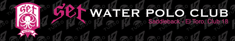 SET Water Polo Banner