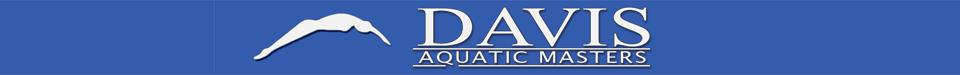 Davis Aquatic Masters Banner
