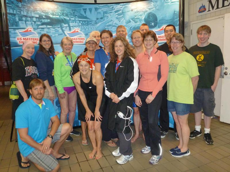 PSM Swimmers in Indianapolis