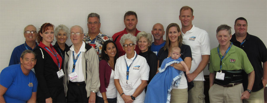 2012 Southwest Zone Meeting Attendees