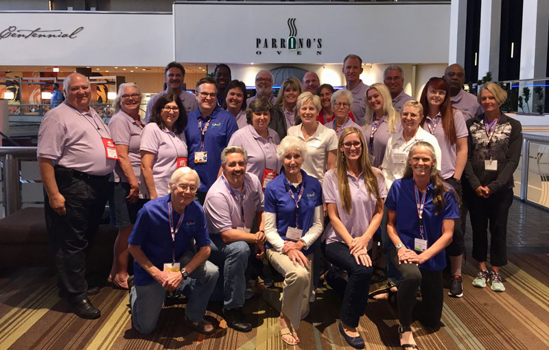 2017 Southwest Zone Meeting Attendees