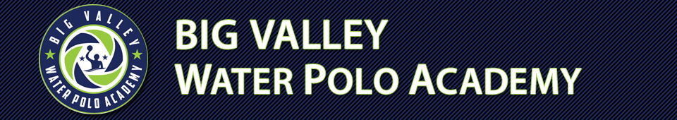 Big Valley Water Polo Academy Banner
