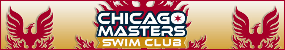 Chicago Masters Swim Club Banner