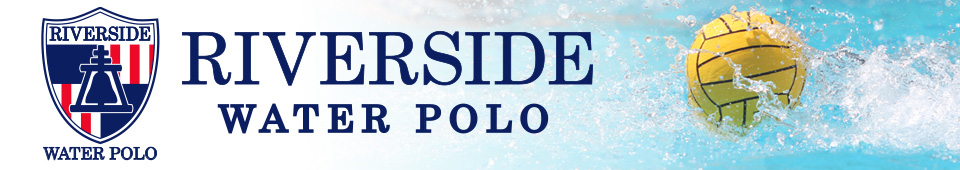 Riverside Water Polo    Banner