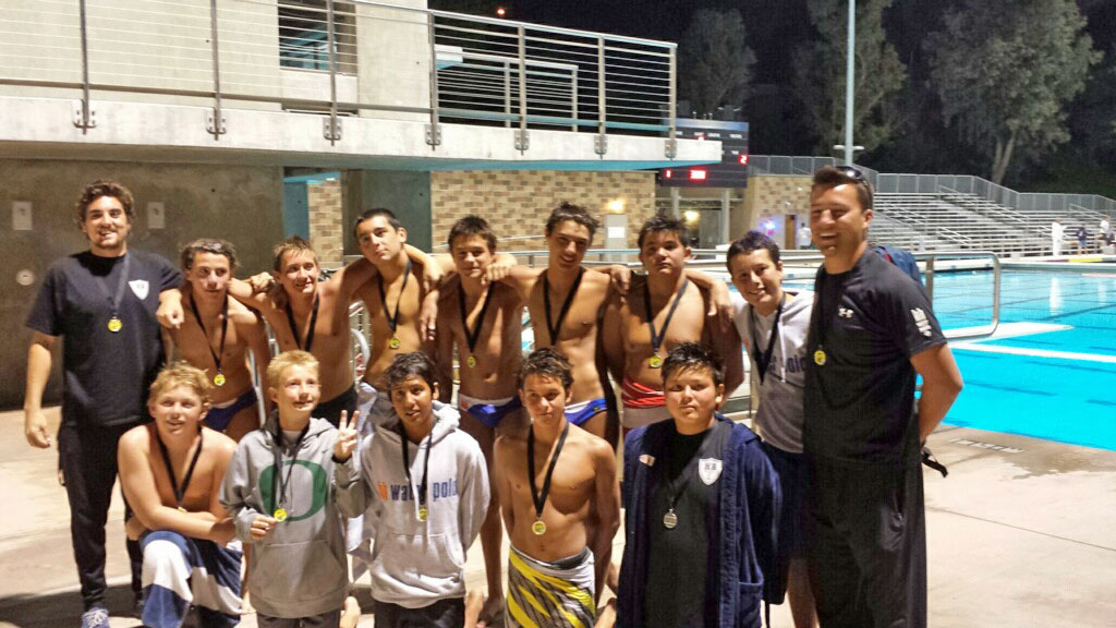2014 Spring Bash – 14U Boys A Team Silver Medalists (Platinum Division)