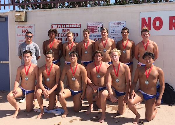 2014 Thousand Oaks Tune Up, 16Boys Silver Medalists