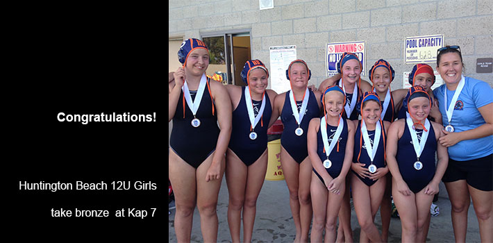 12UGirls take bronze at Kap 7