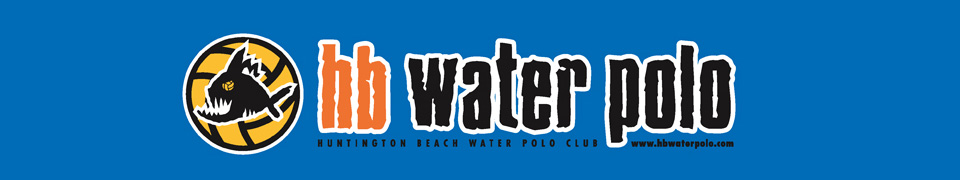 Huntington Beach Water Polo Club Banner