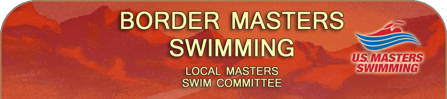 Border Masters Swimming Banner