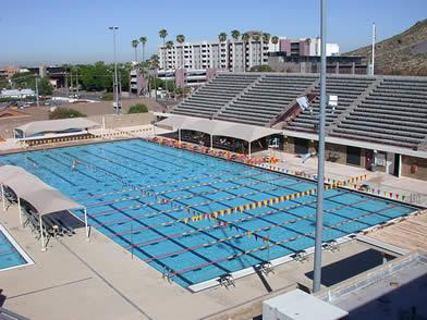 Swimdevils Mona Plummer Aquatic Complex