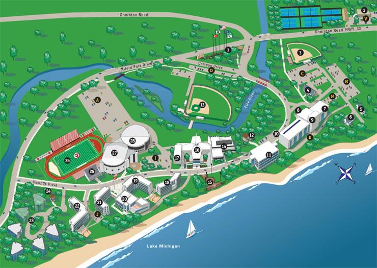Riverside Brookfield Otters - Facilities