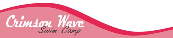 Crimson Wave Swim Camp