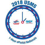 2018 USMS 1-Hour ePostal National Championship